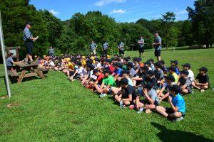 Camp Cadet 2019 Day 1